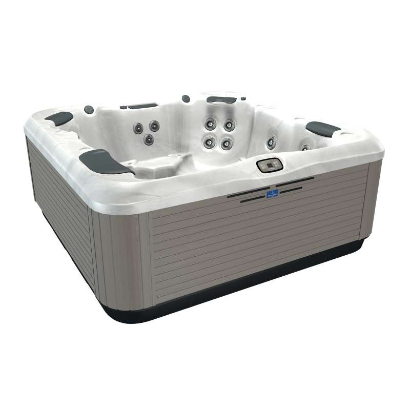 Villeroy & Boch Whirlpool X7L Platinum Harbour Grey X-Series für 6 Personen