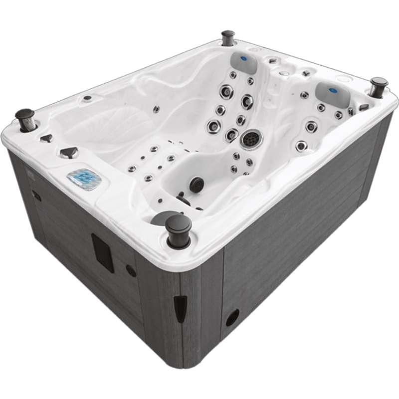 Fox Spa Essence Whirlpool DRE1600-2CL für 2-3 Personen ca. 160 x 213 x 87 cm