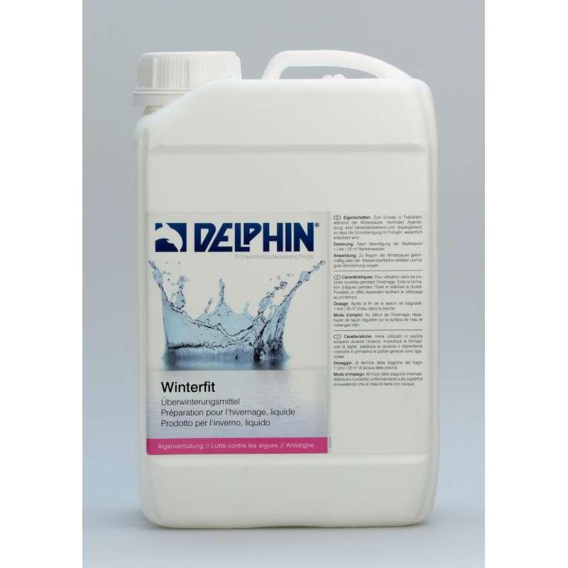 Delphin Winterfit 3 Liter Überwinterungsmittel für Schwimmbad 0703003D