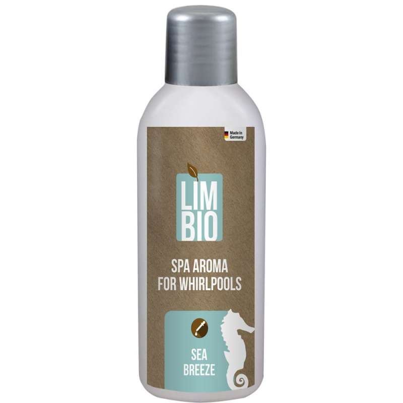 Limbio Aromatherapie Whirlpool Spa Duft Pflege Sea Breeze 250ml