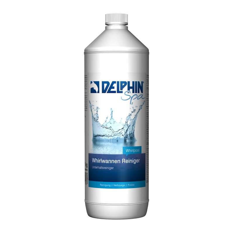 Delphin Spa Whirlwannen Reiniger 1 Liter für Whirlpools 32001072