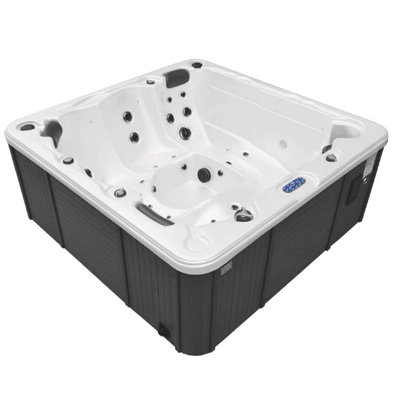 Sunspa Whirlpool Nice SPA2000-2CL Luxury ca. 199 x 199 x 78 cm