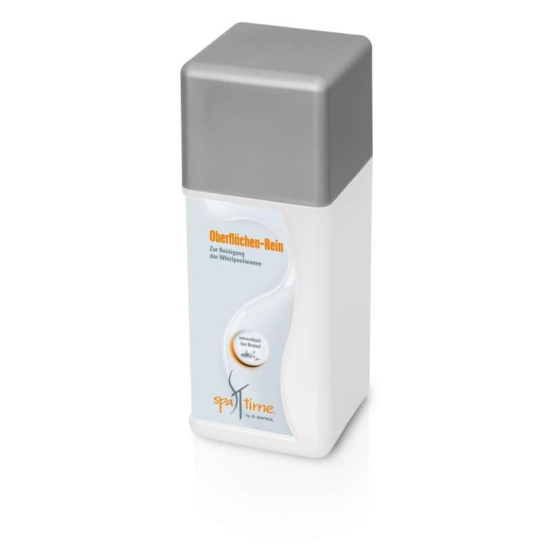 Bayrol SpaTime Oberflächen Rein 1 Liter Wasserpflege für Whirlpool 2215470