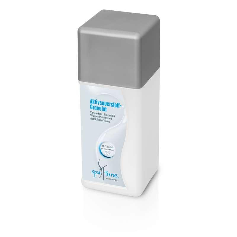 Bayrol SpaTime Aktivsauerstoff Granulat 1 kg Wasserpflege für Whirlpool 2232150