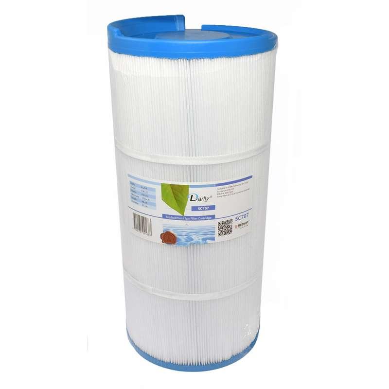 Darlly® Filter Ersatzfilter SC707 Lamellenfilter Sundance Spas Whirlpool