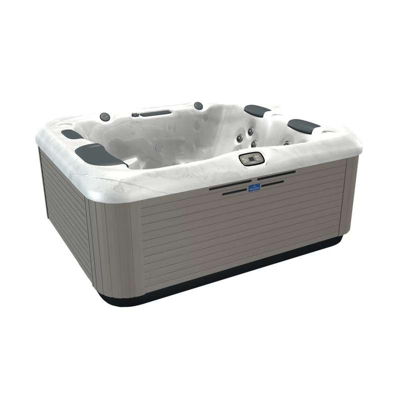 Villeroy & Boch Whirlpool X5L Platinum Stone Grey X-Series für 3 Personen
