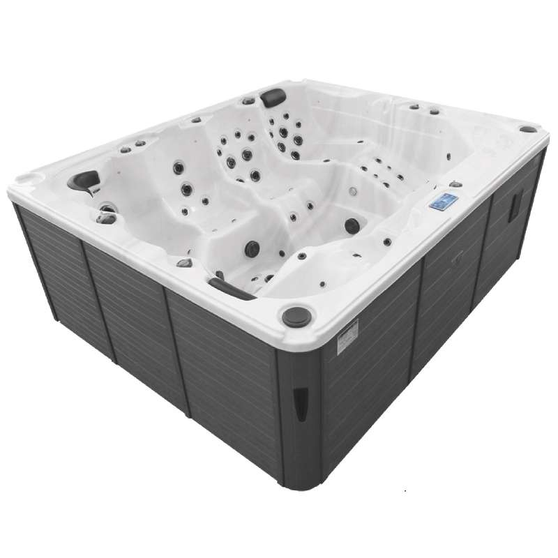 Sunspa Whirlpool Palm Springs SPA2800-3CL Elite ca. 228 x 275 x 100 cm
