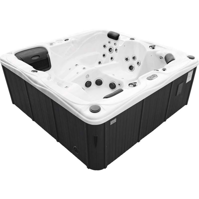 MySpa Whirlpool Houston MSP2500-2MD für 5 Personen ca. 228 x 228 x 89 cm