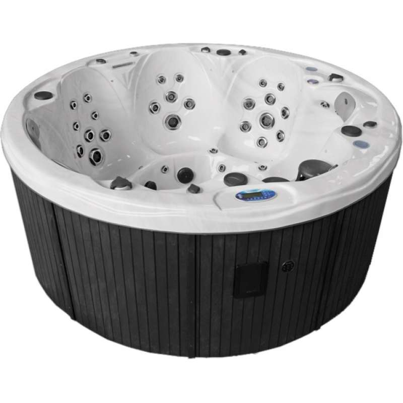 Fox Spa Cosmos Whirlpool DRE2600-CL für 6 Personen ca. 228 x 90 cm