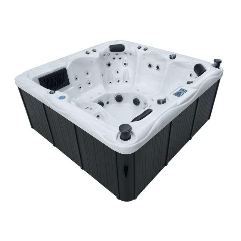 MySpa Whirlpool Colorado MSP2100-1MD für 6 Personen ca. 212 x 212 x 89 cm