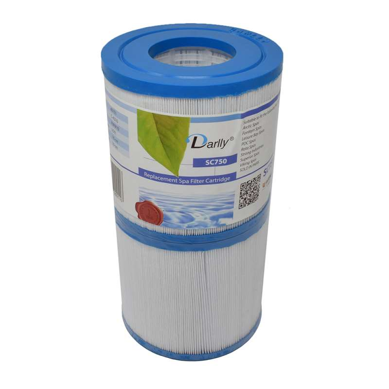 Darlly® Filter Ersatzfilter SC750 Lamellenfilter Arctic Fonteyn Rota Strong Spa