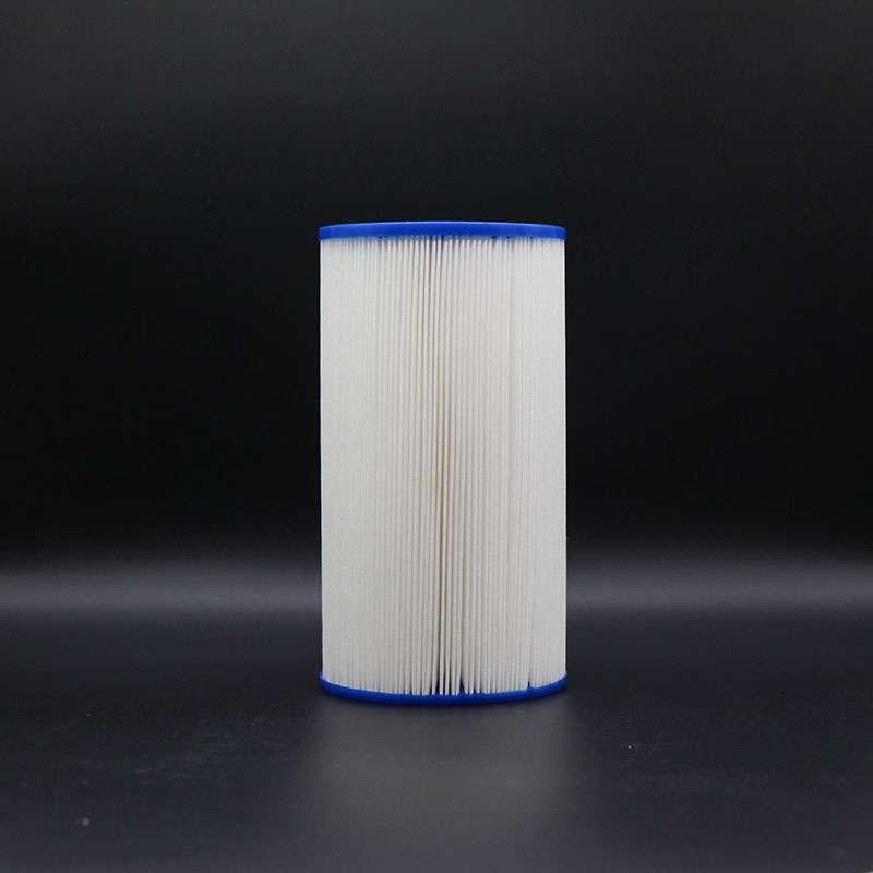Weillis Filtereinsatz 23,5 x 12,6 cm Weiß Whirlpoolfilter Lamellenfilter AKU1608