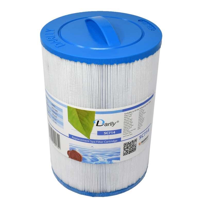 Darlly SC714 Filter Ersatzfilter Lamellenfilter Aegean Bullfrog Clearwater Spa
