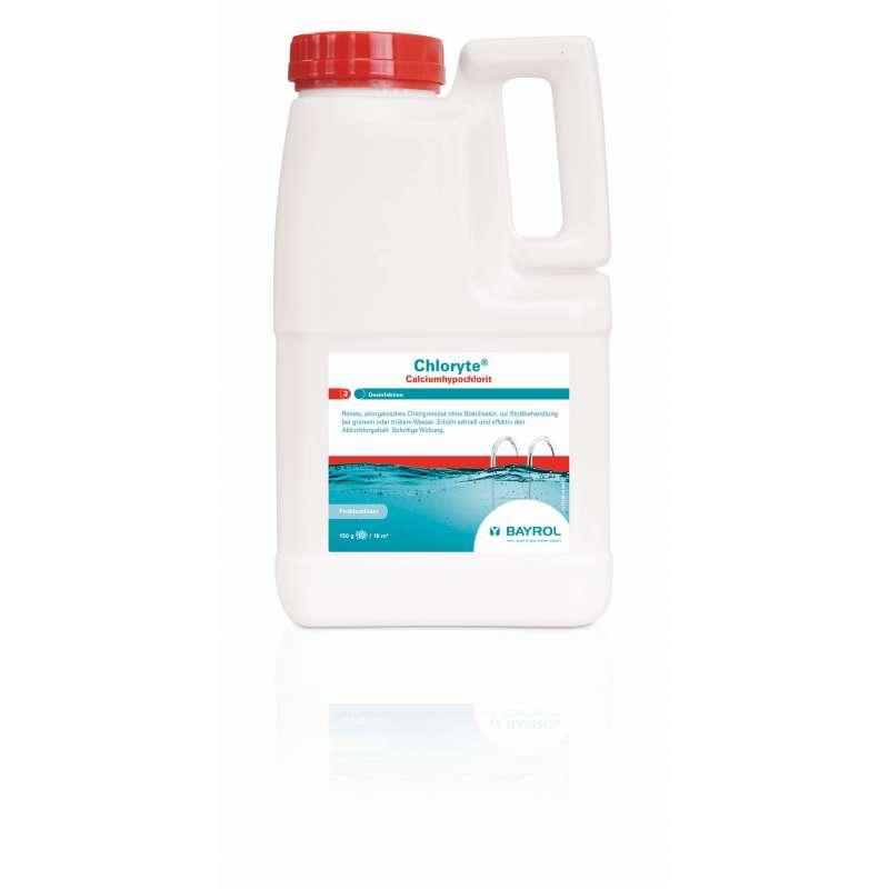 Bayrol Chloryte Chlorgranulat ohne Stabilisator 70% 3,3 kg 1137205