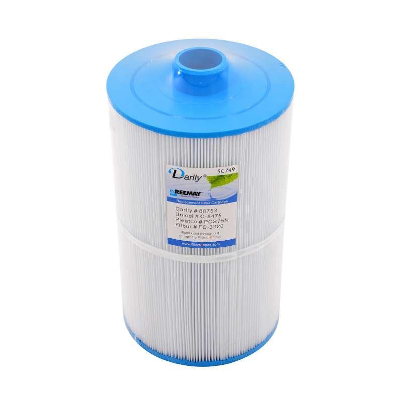 Darlly® Filter Ersatzfilter SC749 Lamellenfilter Coleman California Cooperage