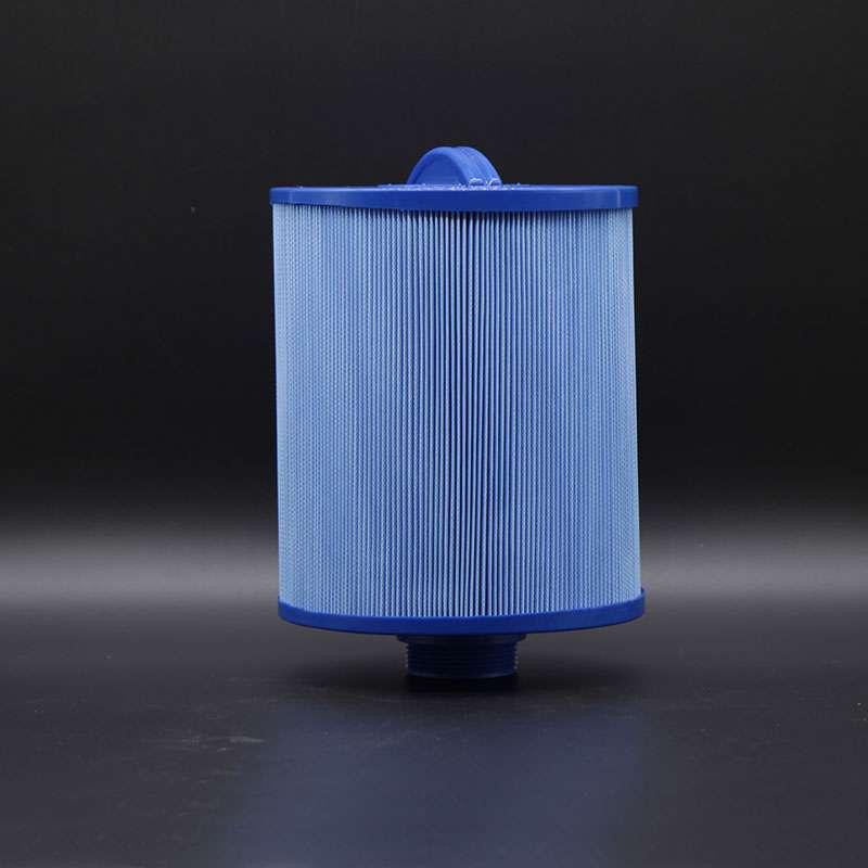 Weillis Filtereinsatz 17,5 x 15,2 cm Blau Whirlpoolfilter Lamellenfilter AKU0136
