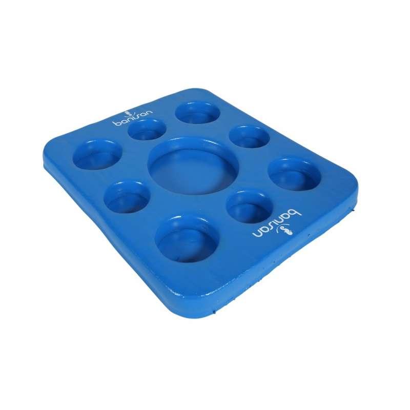Softub Kool Tray Schwimmtablett für Whirlpool Farbe blau 32008000