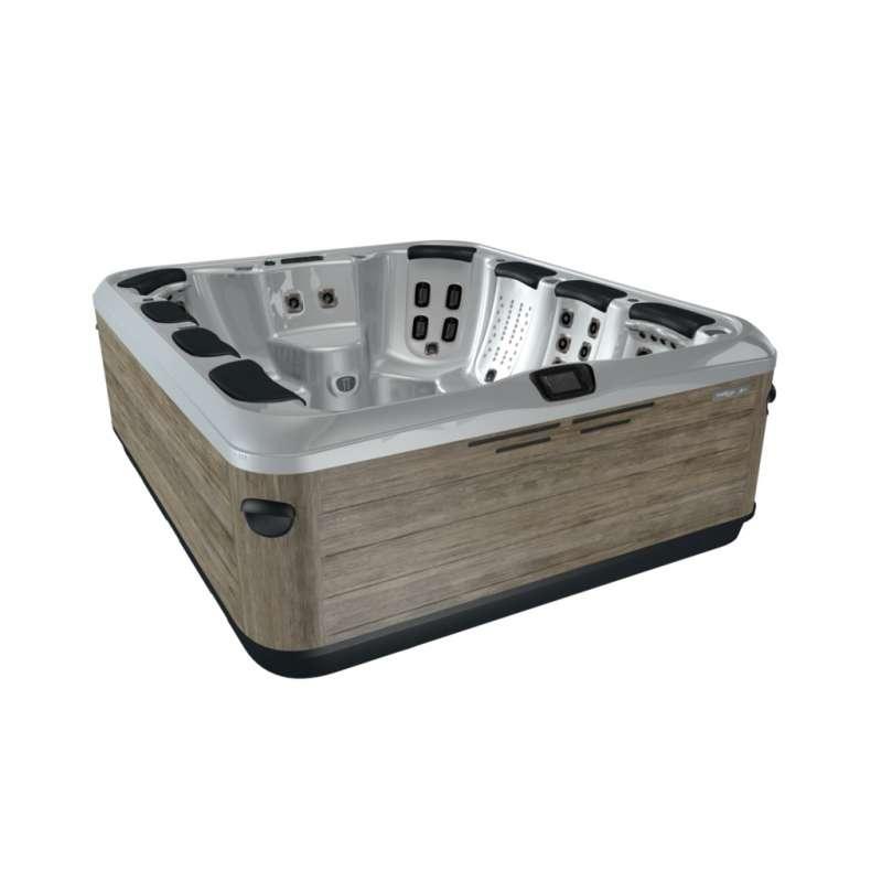 Villeroy & Boch Whirlpool A9L AUSSTELLUNGSSTÜCK Titanium Timber Premium Line für 7 Personen