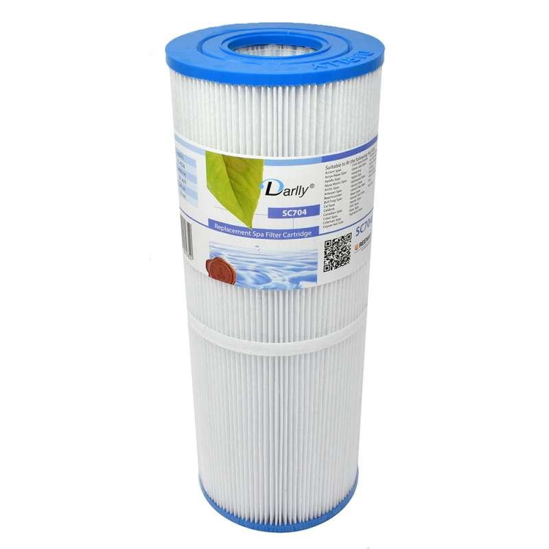 Darlly® Filter Ersatzfilter SC704 Lamellenfilter Apollo Jacuzzi Villeroy & Boch