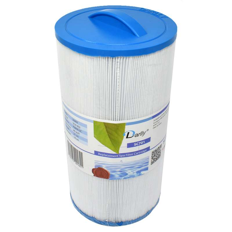 Darlly® Filter Ersatzfilter SC701 Lamellenfilter Del Sol Spas Sundance