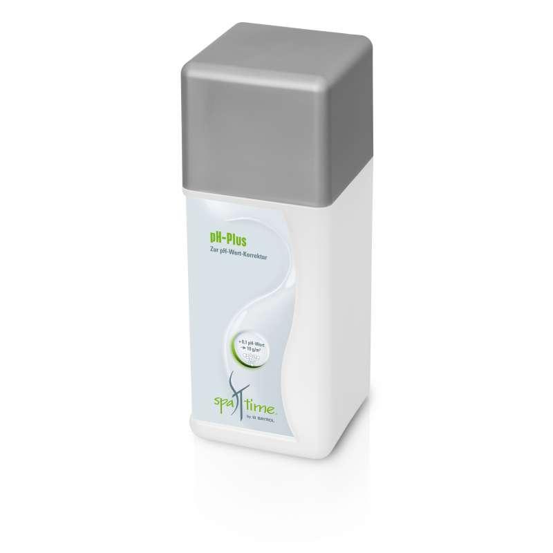 Bayrol SpaTime pH Plus Granulat 1 kg Dose Wasserpflege für Whirlpools 2294550
