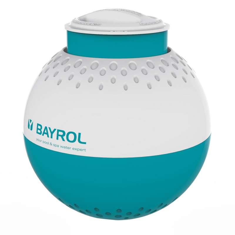 Bayrol Dosierschwimmer für 200 g / 250 g Chlortabletten mit Leerstandsanzeige