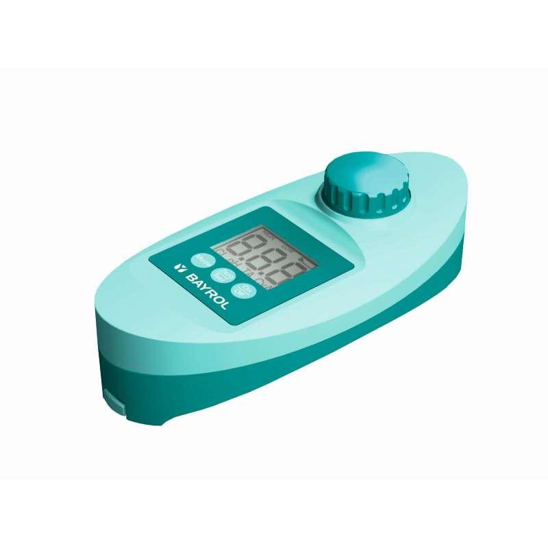 Bayrol Wasseranalyse elektronischer Pooltester Messgerät 287300