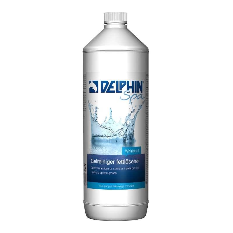Delphin Spa Gelreiniger fettlösend 1 Liter für Whirlpool Whirlpoolpflege