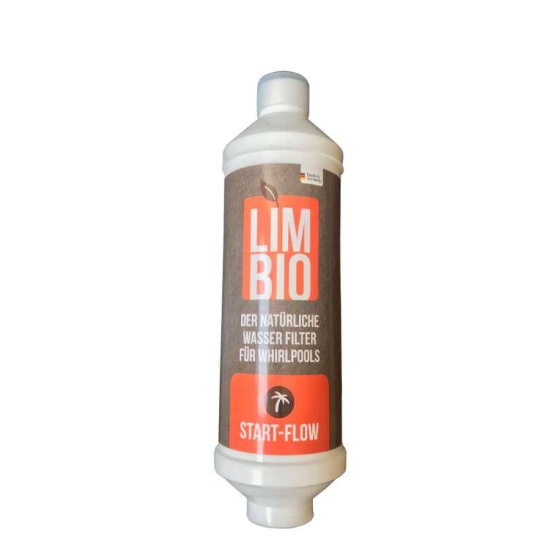 Limbio Start Flow - Weiches Wasser für Ihren Pool - Kartusche