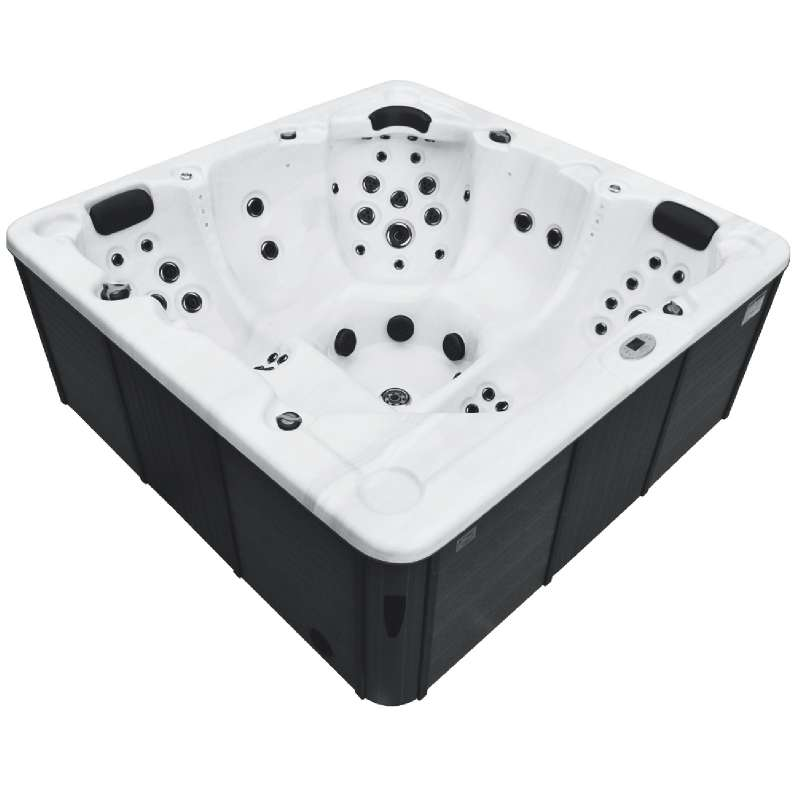 Sunspa Whirlpool Supreme 5 ESP2200-2CL Diamond ca. 219 x 219 x 85 cm