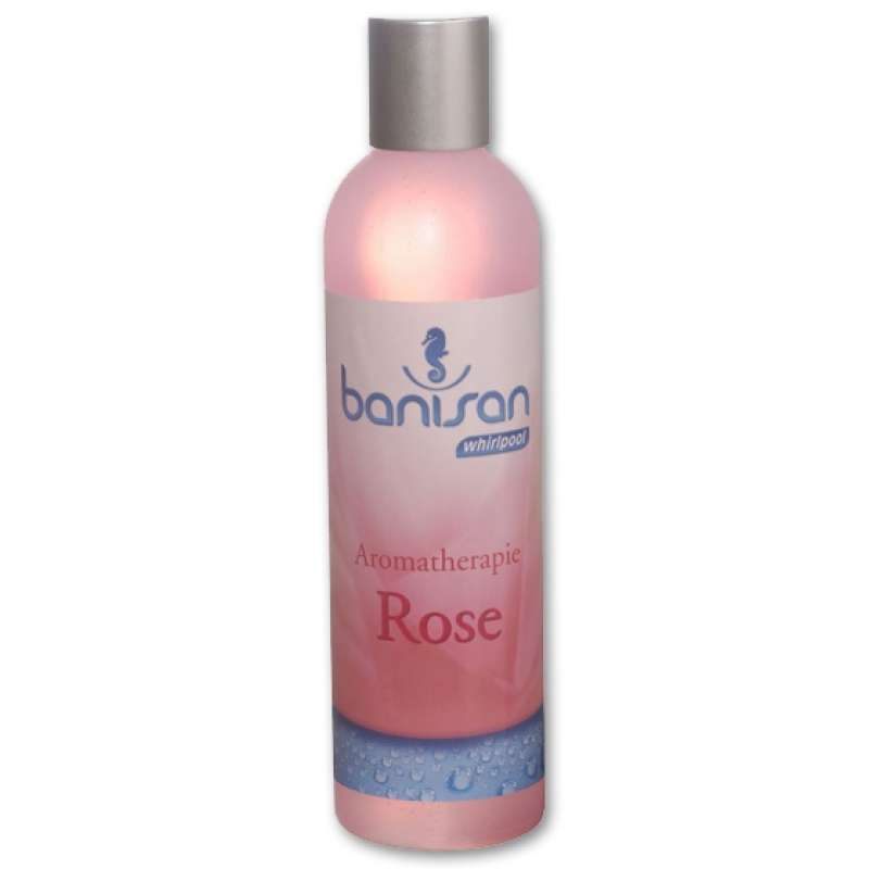 Banisan Badezusatz Whirlpool Aromatherapie ROSE 250 ml 31002000