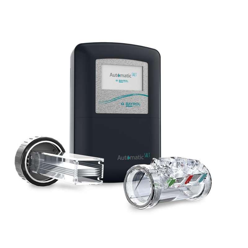 Bayrol Automatic SALT AS7 vollautomatische Salzelektrolyse System für Salzwasserpools
