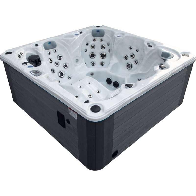 Fox Spa Vortex Whirlpool DRE2500-2CL für 5 Personen ca. 227 x 227 x 92 cm