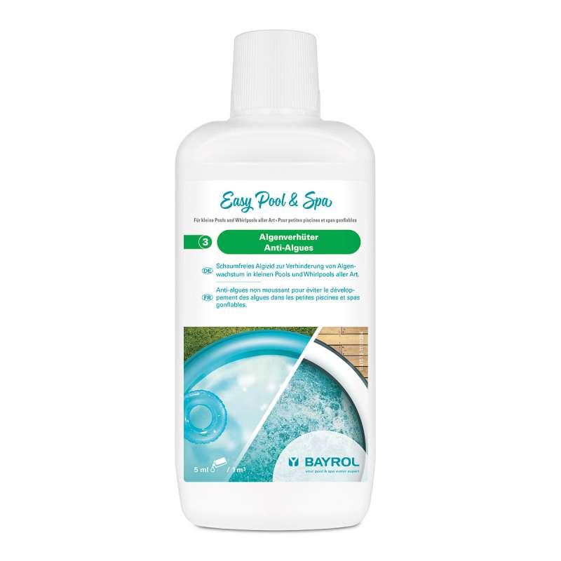 Bayrol Easy Pool & Spa Algenverhüter 1 L Algenbekämpfung Algenmittel Algizid