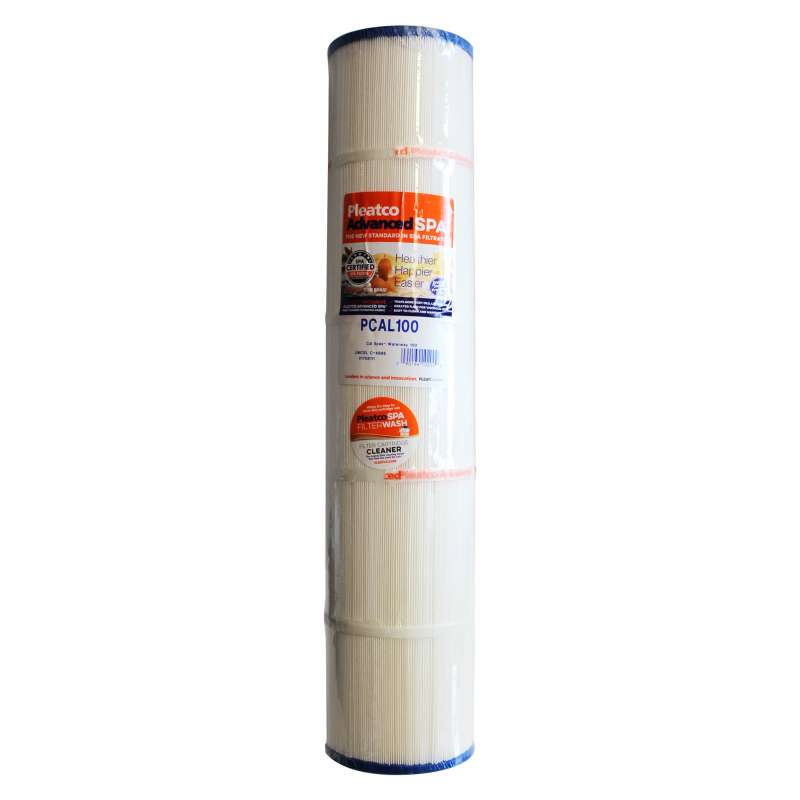 Pleatco PCAL100 Ersatzfilter XL Filter cartridge large Original Lamellenfilter passend für SwimSpas