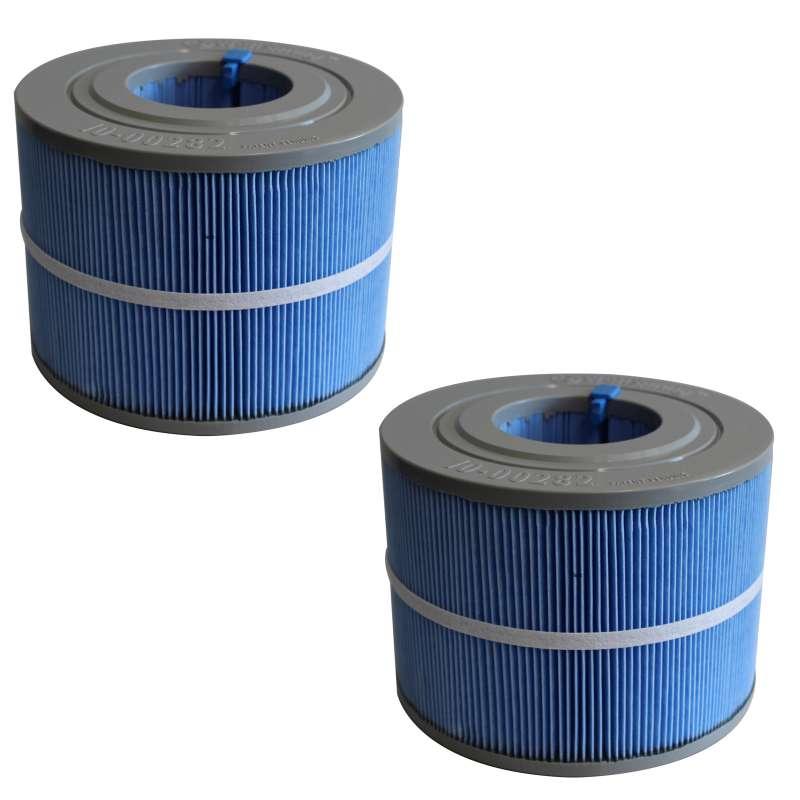 Villeroy & Boch Filterset 2x Ersatzfilter für Premium Line, Comfort Line und X-Series