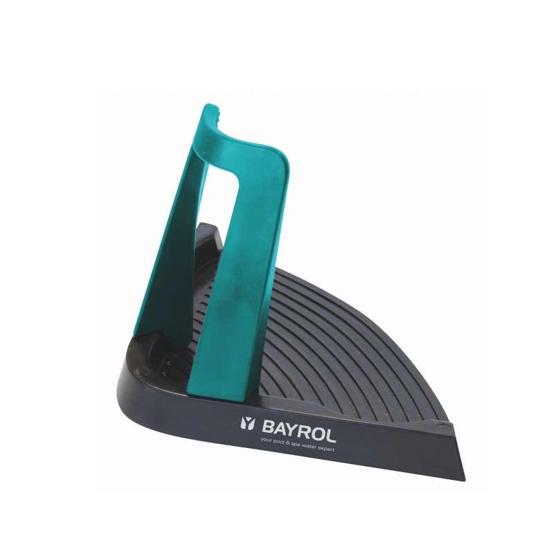 Bayrol Kanisterhalterung für den Kofferraum mit Klettstreifen 411027