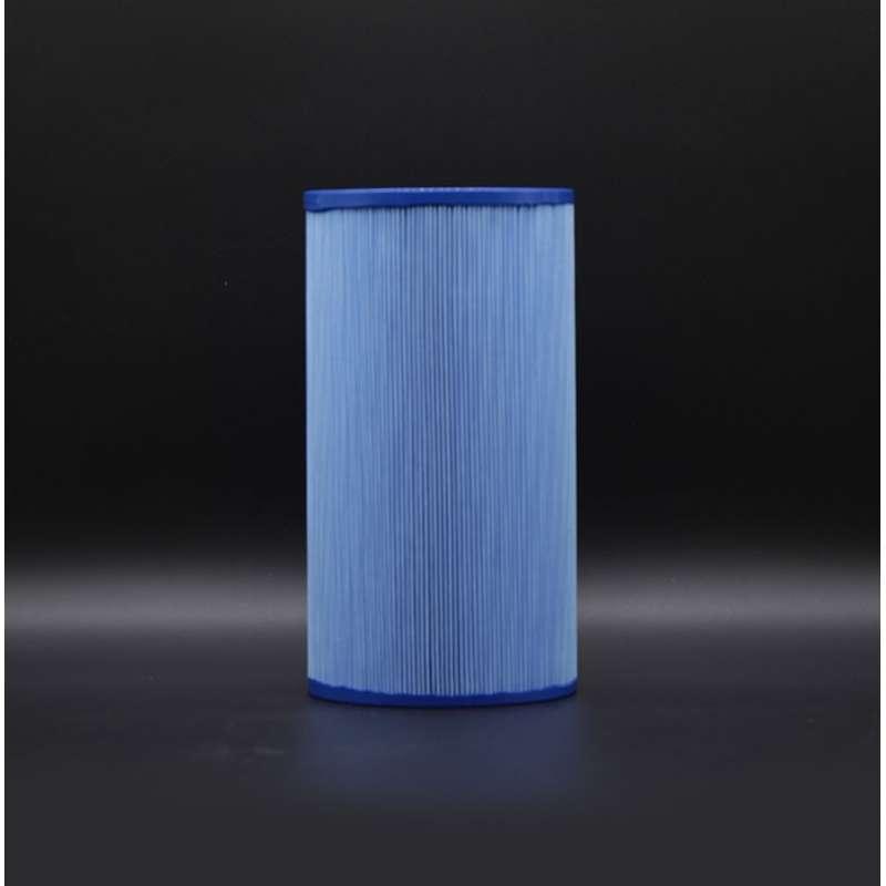 Weillis Filtereinsatz 23,5 x 12,6 cm Blau Whirlpoolfilter Lamellenfilter AKU0116