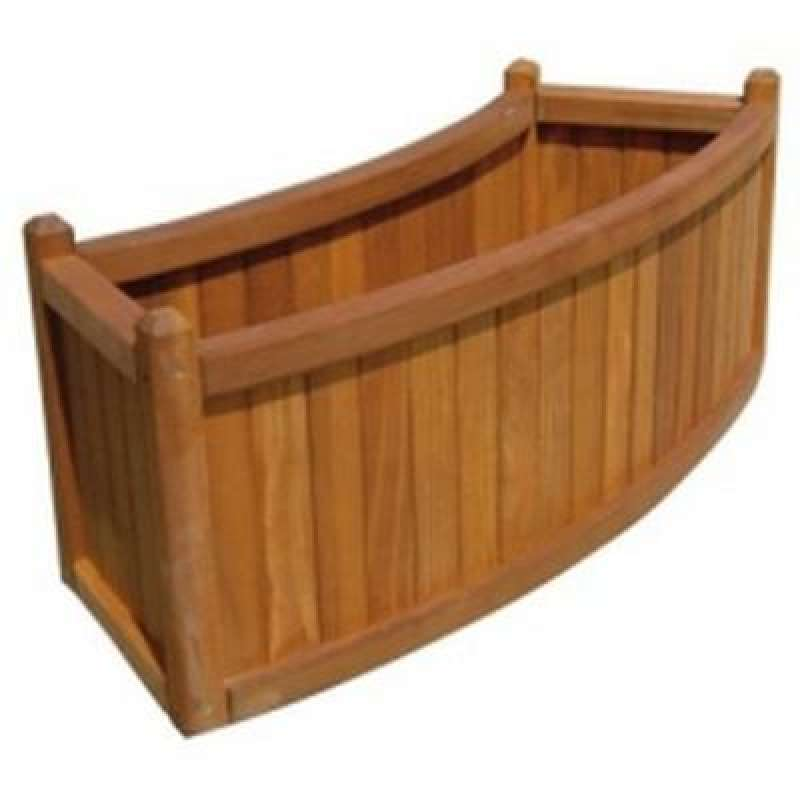 Softub Holzumrandung Surround Planter