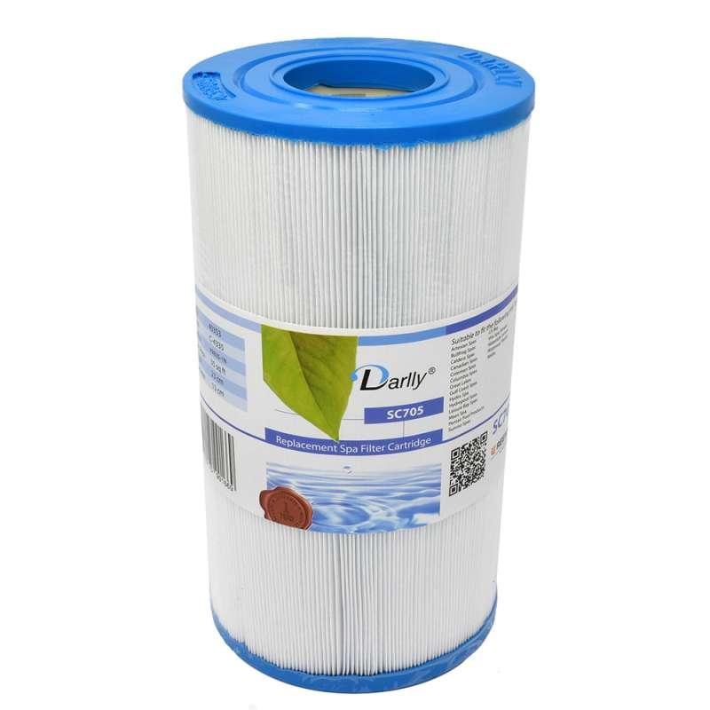 Darlly® Filter Ersatzfilter SC705 Lamellenfilter Artesian Bullfrog Leisure Bay