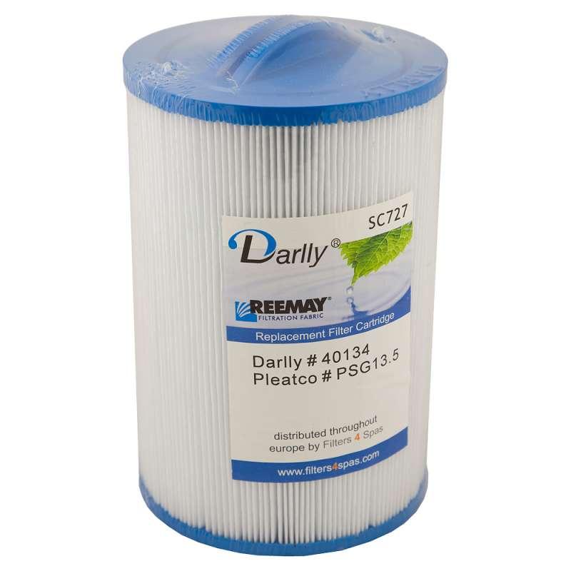 Darlly® Filter Ersatzfilter SC727 Lamellenfilter Dolphin Leisure Bay Saratoga