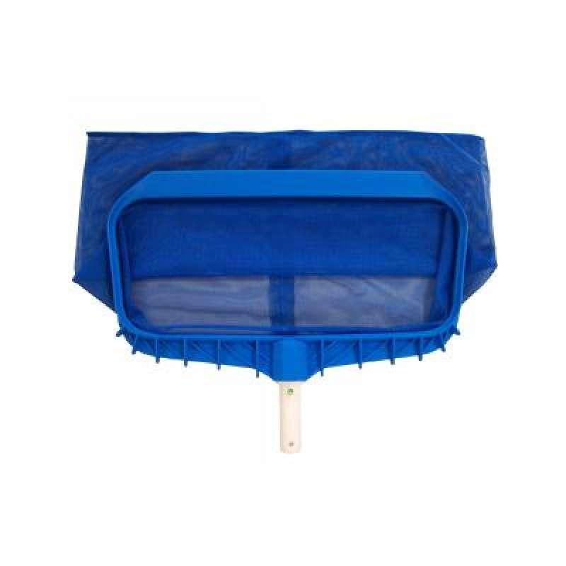 Bodenkescher mit Aufnahmelippe schwere Qualität Schwimmbadpflege 42500047