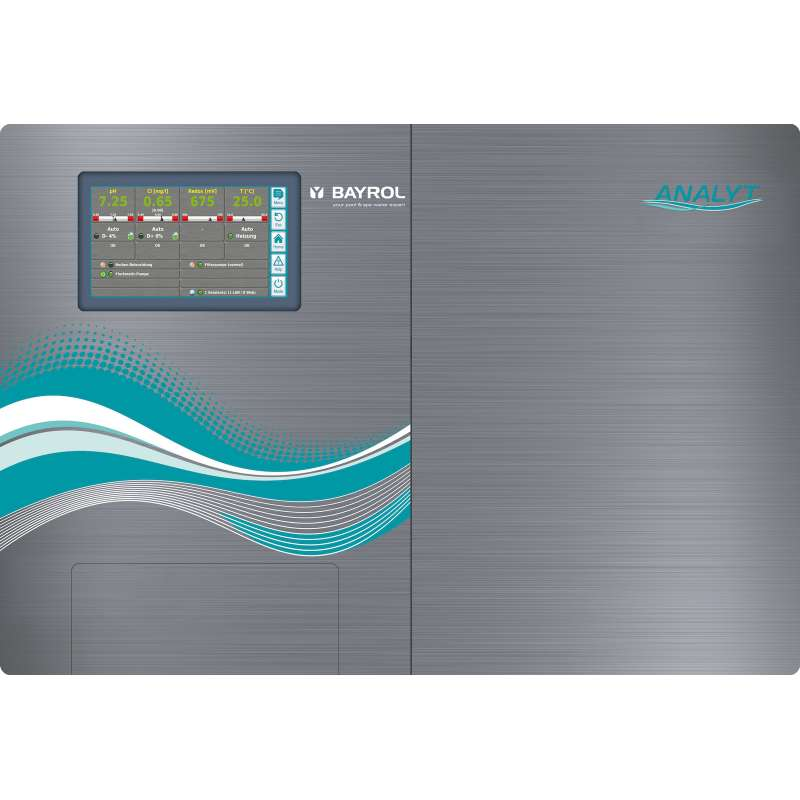 Bayrol Analyt 3 automatische Dosieranlage Chlor Mess- und Regelanlage 177800