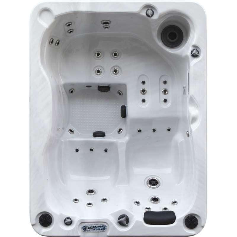 Spa-Pro Explore Whirlpool inkl. Wintercover 3 Personen ca. 200 x 150 x 74 cm