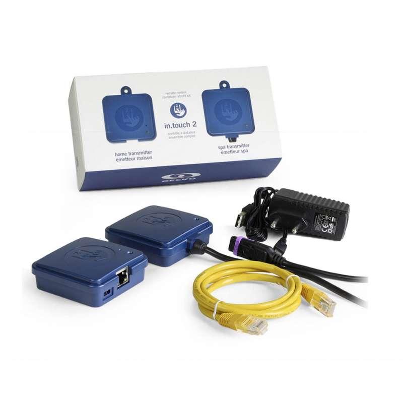 Gecko in.Touch 2 Fernsteuerung für Whirlpools per Smartphone-App und WLAN / Wifi