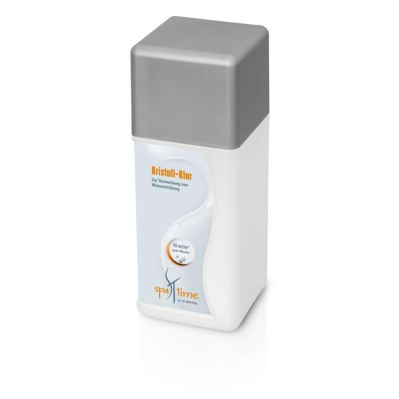 Bayrol SpaTime Kristall Klar 1 Liter Wasserpflege für Whirlpool 2295300