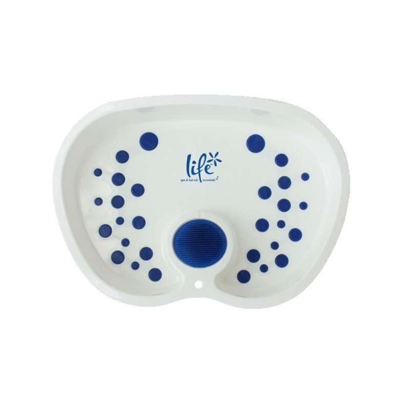 Life Spa Foot Bath Deluxe Fußbad für Whirlpools Spas und Pools Fußbecken Wasserwanne