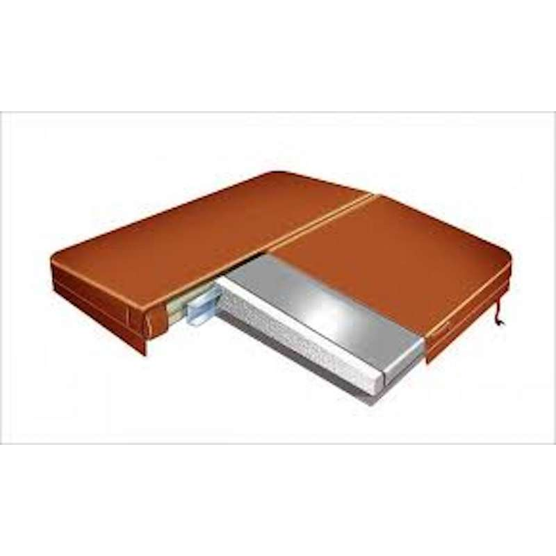 Thermo-Cover Whirlpoolabdeckung Thermoabdeckung Maßanfertigung Lite 10cm