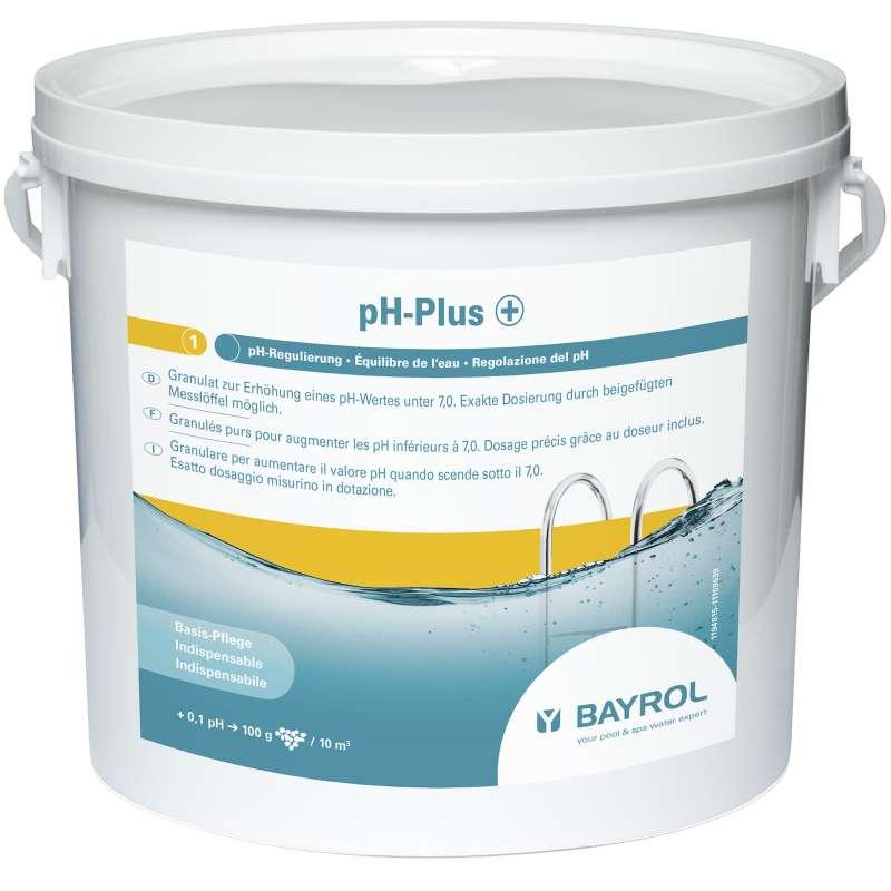 Bayrol pH Plus 12 kg Granulat zur pH Wert Erhöhung Schwimmbadpflege 1194816