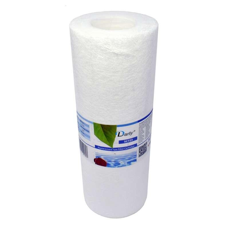 Darlly Einwegfilter Lamellenfilter SC723 Filter Whirlpool